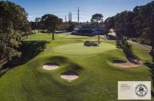 Zoom Background: Hyannis Golf Course