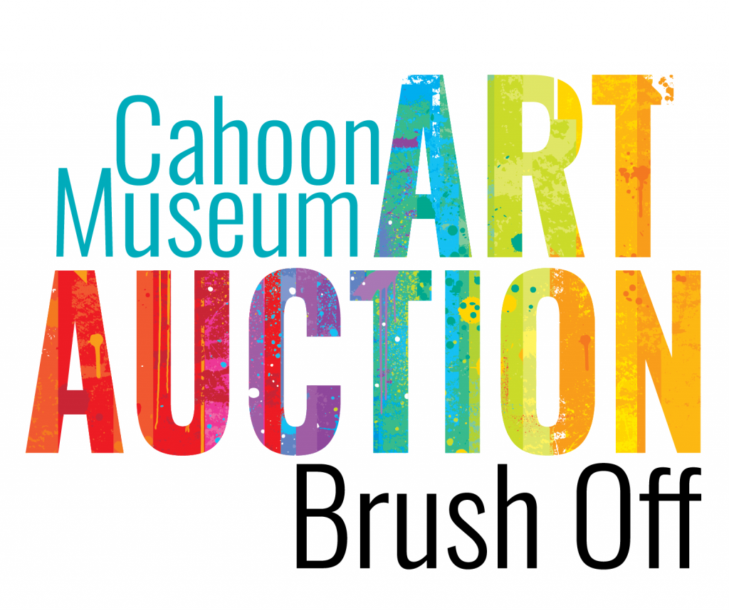 Brush off logo