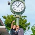 Hyannis Clock Smile Spot