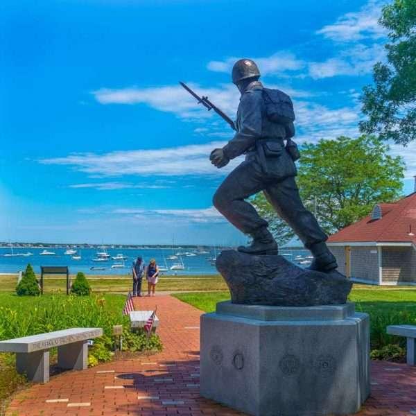Veterans Park Beach