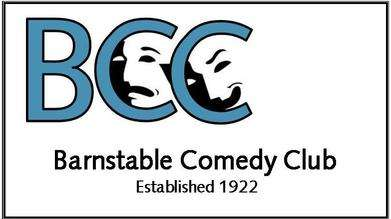 Barnstable Comedy Club logo