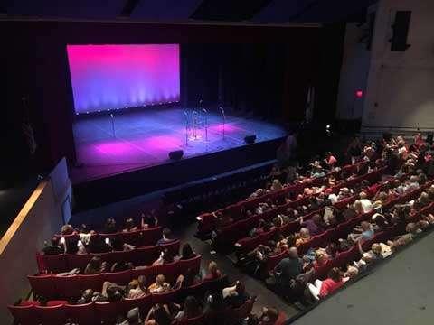 Cape Cod Community College Tilden Arts Center